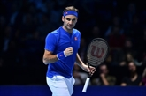 Masters de Londres: Federer en demi-finale après sa victoire sur Anderson