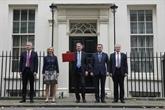 Brexit: Stephen Barclay, nouveau ministre du Brexit