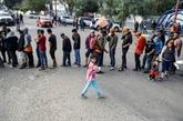 Mexique: plus de 2.000 migrants sont arrivés à Tijuana à la frontière américaine