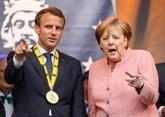 Paris et Berlin proposeront les contours d'un budget pour la zone euro