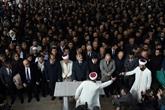 Prière funéraire en hommage à Jamal Khashoggi à Istanbul