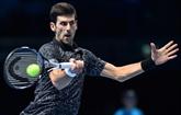 Tennis: Djokovic engrange de la confiance avant sa demi-finale à Londres