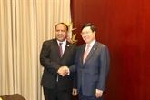 Renforcer les relations Vietnam - Papouasie-Nouvelle-Guinée