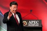 Sommet de l'APEC: Chine et États-Unis étalent leurs divergences