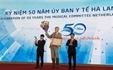 Le comité de la santé MCNV, 50 ans aux côtés du Vietnam