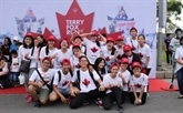 Plus de 24.800 participants aux courses Terry Fox et Kizuna Ekiden