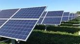 Mise en chantier de la centrale solaire à Phu Yên