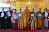 L'Association des bouddhistes du Vietnam au Japon lance son conseil exécutif pour le 2e mandat 2018-2023