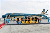 Vietnam Airlines accueille son premier avion A321neo