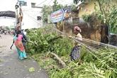 Inde: le cyclone Gaja fait au moins 33 morts