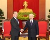 La Russie, partenaire fiable du Vietnam