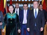 L'Assemblée nationale du Vietnam soutient le renforcement des liens avec la Russie