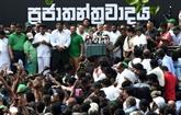 Crise au Sri Lanka: confusion autour de la suspension du Parlement