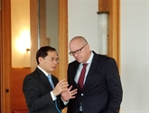 Le Vietnam et l'Allemagne renforcent des relations diplomatiques