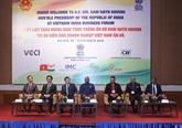 Forum d'affaires Vietnam - Inde à Hanoï