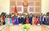 Le Premier ministre rencontre des enseignants exemplaires