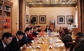 Pomotion de la coopération culturelle, touristique et commerciale