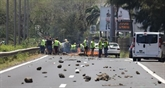 France: les autorités affichent leur fermeté face aux