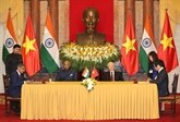 Approfondissement du partenariat stratégique intégral Vietnam - Inde