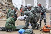 Coopération entre les armées et les populations de la région frontalière