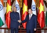 Vietnam et Inde cherchent des mesures destinées à approfondir le partenariat stratégique intégral