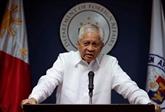 Les Philippines appellent à suivre une voie pacifique dans le règlement des différends en Mer Orientale