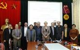 Agent orange: une délégation du Parti allemand Die Linke à Hanoï
