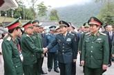 Coopération dans la défense pour stabiliser les frontières Vietnam - Chine