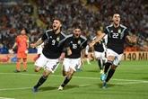 Amical: l'Argentine bat le Mexique, 1er but pour Icardi et Dybala