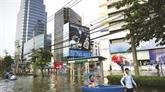 Bangkok, pieds dans l'eau en 2030