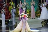 Nguyên Phuong Khánh sacrée Miss Terre 2018