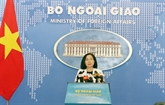 Le Vietnam demande à Taïwan de mettre fin à ses exercices à Ba Binh