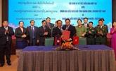 Frontières: renforcement de la coopération entre Quang Binh et Khammouane