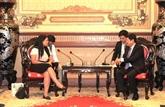 Promotion de la coopération entre Hô Chi Minh-Ville et l'Australie