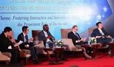 Ouverture du Forum économique de Hô Chi Minh-Ville 2018