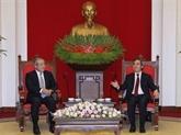 Renforcement de la coopération économique entre le Vietnam et le Japon et la Grèce