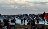 Au moins 14 Gazaouis blessés par des tirs israéliens