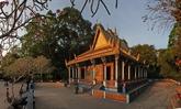 La pagode des chauves-souris à Soc Trang