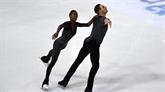James et Ciprès se qualifient pour la finale du Grand Prix ISU