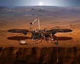 Un atterrisseur arrive lundi 26 novembre sur Mars pour écouter son intérieur