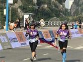 Près de 2.000 coureurs au marathon international de Ha Long