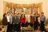Hanoï élargit sa coopération avec l'Égypte, la Grèce et les Émirats arabes unis