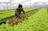 Une agriculture solide, ressource du développement durable