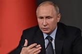 Loi martiale en Ukraine: Poutine fait part à Merkel d'une