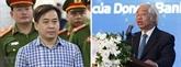 Vingt-six personnes jugées pour des dommages causés à Dông A Bank