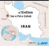 Séisme en Iran: le bilan passe à 771 blessés
