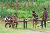 Les jeux populaires des ethnies minoritaires