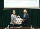 Échange entre l'ambassade du Japon et l'Université de Quy Nhon