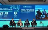 Le 7e Forum international sur la sécurité sanitaire des aliments à Hô Chi Minh-Ville