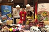 L'artisanat et la cuisine traditionnelle du Vietnam présentés en Turquie